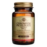 Picolinato de Cromo · Solgar · 90 comprimidos