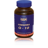 Coenzima Q-10 · GSN · 60 comprimidos