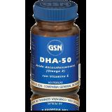 DHA-50 · GSN · 60 perlas [Caducidad 09/2021]