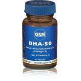 DHA-50 · GSN · 60 perlas