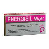 Energisil Mujer · Pharma OTC · 30 cápsulas [Caducidad 07/2020]