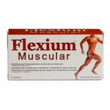 Flexium Muscular · Pharma OTC · 60 cápsulas