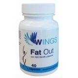 Fat Out · Bioserum · 40 cápsulas