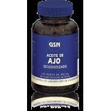 Aceite de Ajo Desodorizado · GSN · 150 perlas