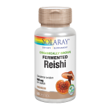 Reishi Fermentado · Solaray · 60 cápsulas