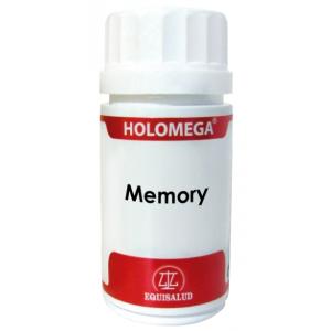 Holomega Memory · Equisalud · 50 cápsulas