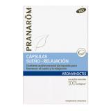 Cápsulas Sueño y Relajación Aromanoctis · Pranarom · 30 perlas