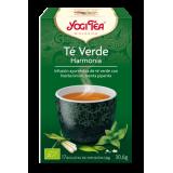 Té Verde Harmonía · Yogi Tea · 17 filtros