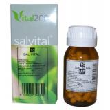 Salvital 5 NS - Natrum sulphuricum 6 · Vital 2000 · 50 cápsulas