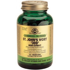 Hipérico 300 mg · Solgar