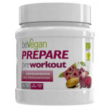 Prepare Pre-Workout · beVegan · 200 gramos