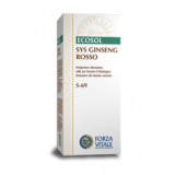 SYS Ginseng Rosso · Forza Vitale · 50 ml