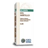 SYS Mirtillo Nero · Forza Vitale · 50 ml