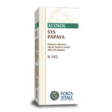 SYS Papaya · Forza Vitale · 50 ml