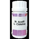 Holomega N-Acetil L-Cisteina (NAC) · Equisalud · 50 cápsulas
