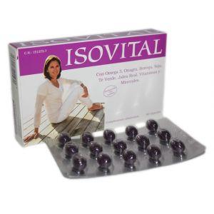 Isovital · Pharma OTC · 30 cápsulas
