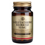 L-Glutation 50 mg · Solgar · 30 cápsulas