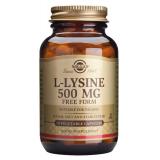 L-Lisina 500 mg · Solgar · 50 cápsulas