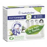 Phytorespir + 4 Sticks Inhaladores · Esential'Aroms
