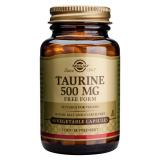 Taurina · Solgar · 50 cápsulas
