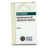 QE Arancio Dolce (Naranjo) · Forza Vitale · 10 ml