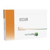Iecur · Herbovita · 30 cápsulas