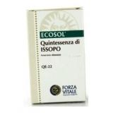 QE Issopo (Hisopo) · Forza Vitale · 10 ml