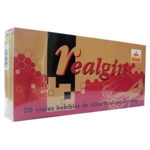 Realgin · Bilema · 20 viales