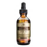 Vitamina D3 Líquida 2500 UI · Solgar · 59 ml
