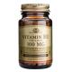 Vitamina B1 100 mg (Tiamina) · Solgar · 100 cápsulas