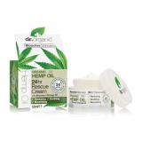 Crema Rescate Aceite de Cañamo 24H · Dr Organic · 50 ml