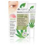 Serum Contorno de Ojos Aceite de Cañamo · Dr Organic · 15 ml