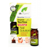 Solucion Antibacteriana para Uñas Arbol de Te · Dr Organic · 10 ml