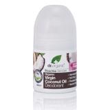 Desodorante Aceite de Coco Virgen · Dr Organic · 50 ml