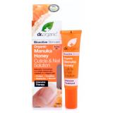 Solucion para Uñas y Cuticulas Miel de Manuka · Dr Organic · 15 ml