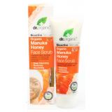 Exfoliante Facial Miel de Manuka · Dr Organic · 125 ml