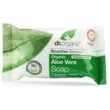 Jabon Aloe Vera · Dr Organic · 100 gramos