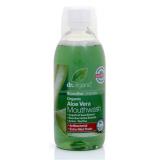 Enjuague Bucal Aloe Vera · Dr Organic · 500 ml