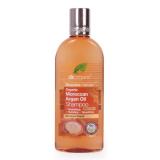 Champu Aceite de Argan · Dr Organic · 250 ml