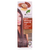 Serum Tratamiento Capilar Aceite de Argán · Dr Organic · 100 ml