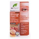 Serum Contorno de Ojos Aceite de Argan · Dr Organic · 30 ml