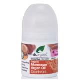 Desodorante Aceite de Argan · Dr Organic · 50 ml
