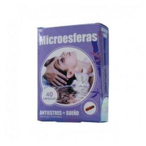 Antiestres + Sueño · Prisma Natural · 40 cápsulas