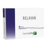 Relavan · Herbovita · 30 cápsulas