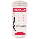 DetoxVital® Potential-N · Equisalud · 60 cápsulas