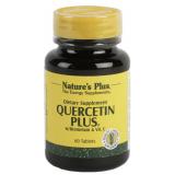 Quercitin Plus® · Nature's Plus · 60 comprimidos