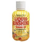 Vitamina D3 Líquida Sunshine · Nature's Plus · 473 ml