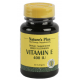 Vitamina E 400 UI · Nature's Plus · 60 perlas [Caducidad 12/2019]