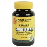 Love Bites · Nature's Plus · 90 comprimidos