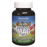 Animal Parade Mag Kidz · Nature's Plus · 90 comprimidos